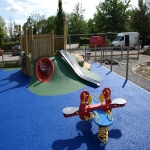 Play area Safety Inspectors in Abercanaid 2