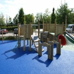 Play Area Safety Checks in Abergarwed 2