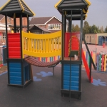 Play Area Safety Checks in Abergarwed 1