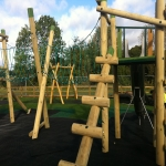 Play Area Safety Checks in Alsop en le Dale 12