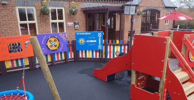 Playground Safety Inspector in Aldbury